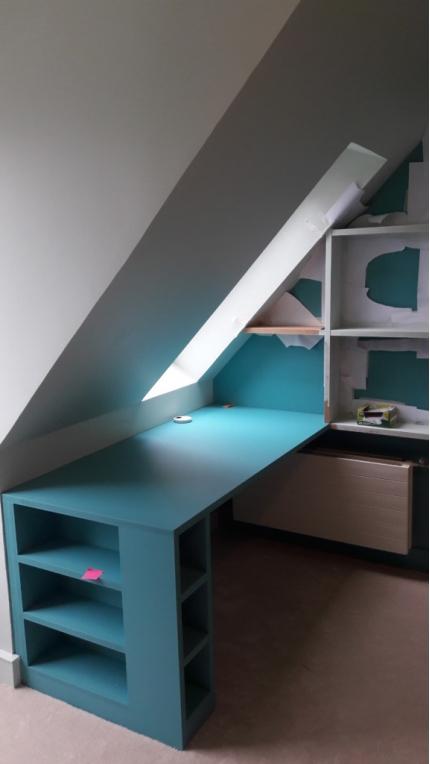 bureau chambre d'enfant