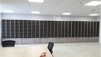 Meubles courrier -Rucher – 350 cases